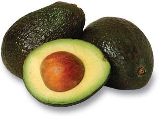 Avocado: Alligator Pear —1928 SoCal Road Guide