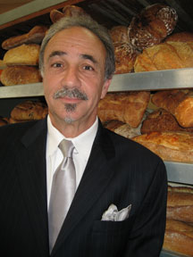 Charles Kaufman, owner of Bread & Cie in Hillcrest