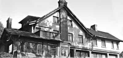 Martson House